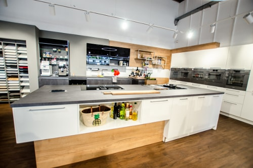 Matousek Küchenaustellung