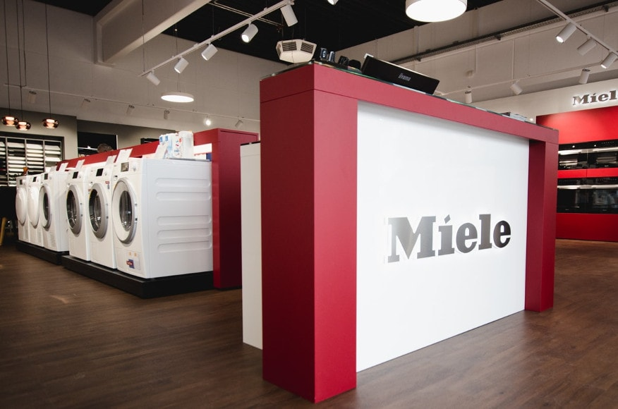 Miele Center Matousek Schauraum