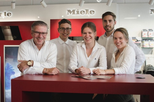 Miele Center Matousek Team