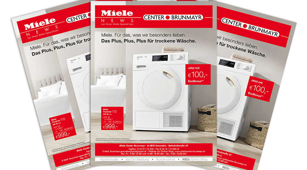 Miele Center News